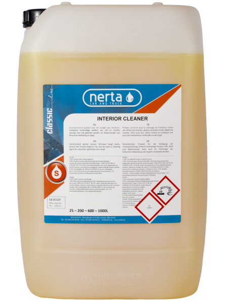 Nerta - INTERIOR CLEANER