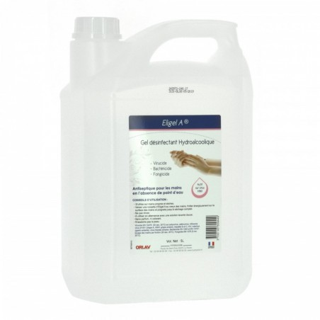 eligel gel hydroalcoolique